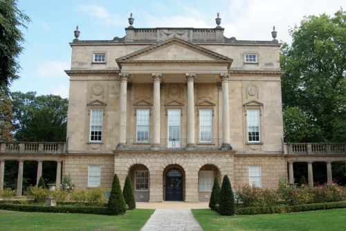 I think I want to live in the Holburne Museum...