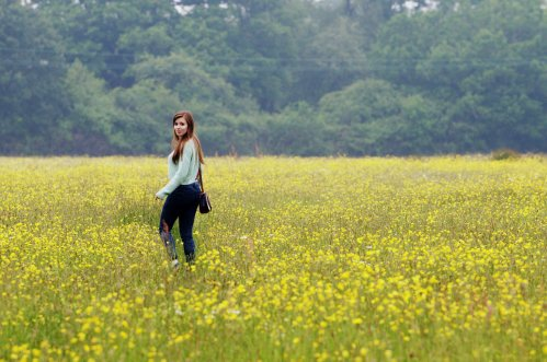 Wildflower meadows sooth the soul