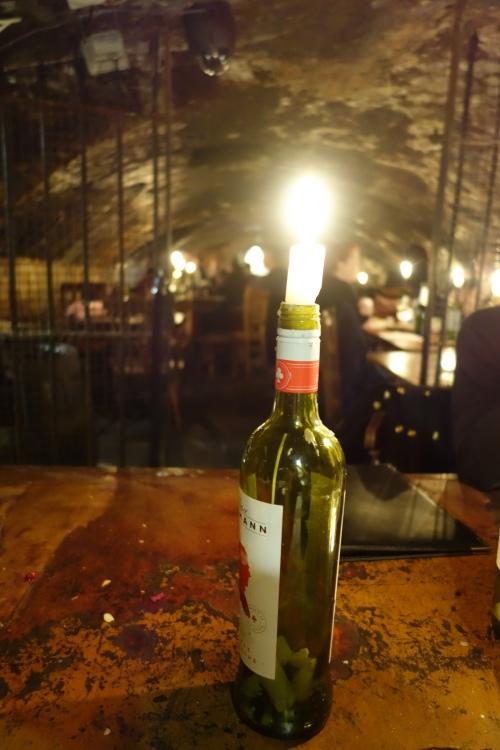 Partying like it's 1890 in Gordon's Wine Bar