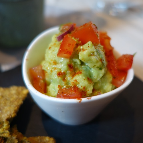 Guacamole at Nama