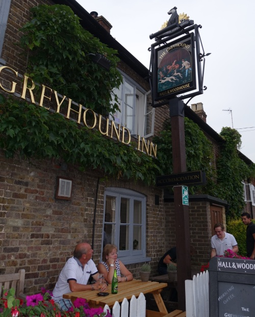 The Greyhound, Albury