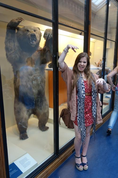 Gem at Natural History Museum