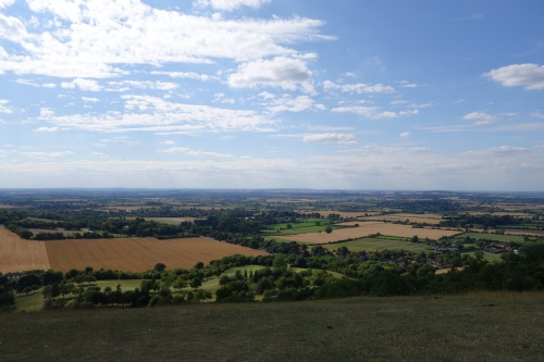 Coombe Hill view
