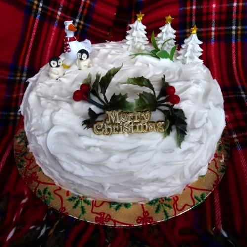 Gem's Christmas Cake 2014